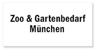 Tierfee bei Zoo- & Gartenbedarf München